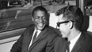 Above, a young Jerome Smith, left, was one of several New Orleanians to take part in Freedom Rides. Starting in 1961 and throughout subsequent years, contingents of Freedom Riders crisscrossed the South challenging racial barriers and demanding equality. Their activities were punctuated by 1964's Freedom Summer, a campaign to register as many Blacks to vote in Mississippi as possible.