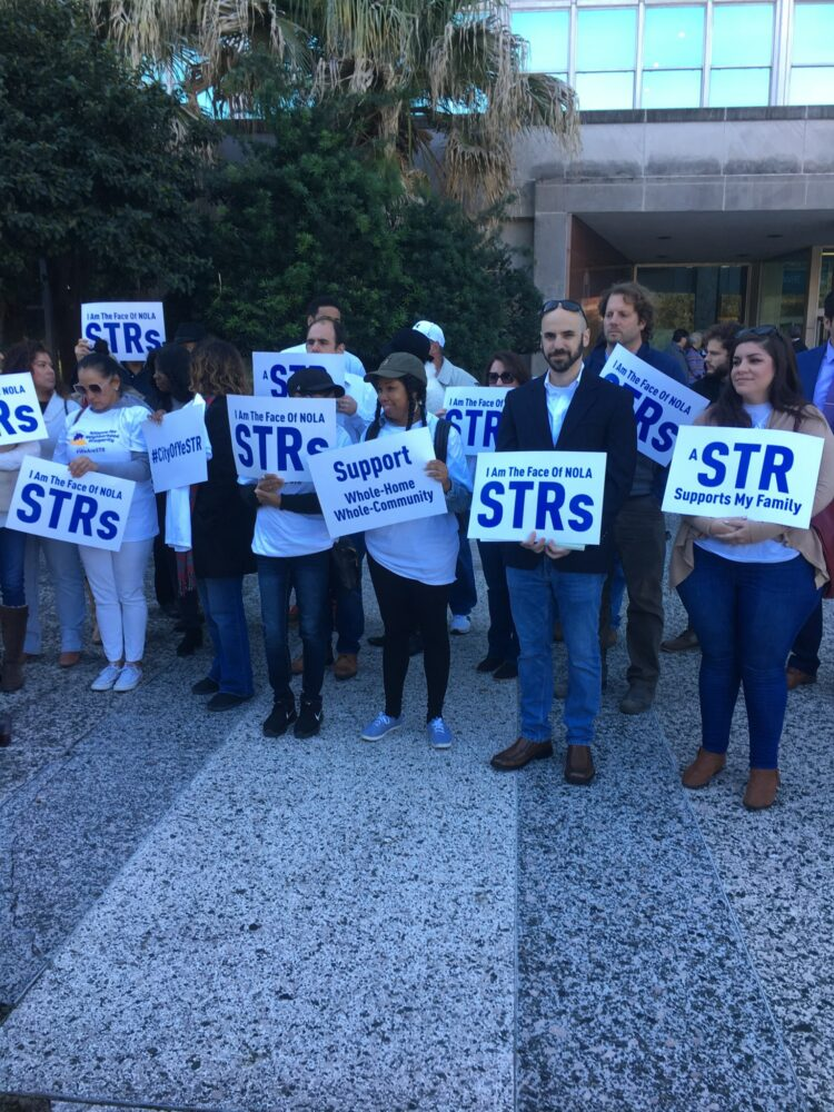 What We're Saying: Scrapping 2016 STR Regulations is Simply Unfair