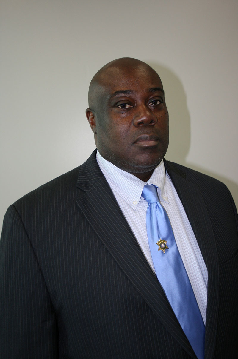 Byron R. LeCounte named OPSO Chief of Corrections
