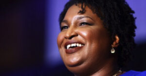 Stacy Abrams Says She'd Serve as Vice-President