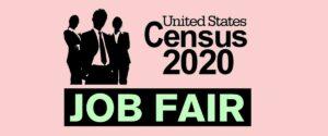 Census Job Fair Slated for Sept. 14