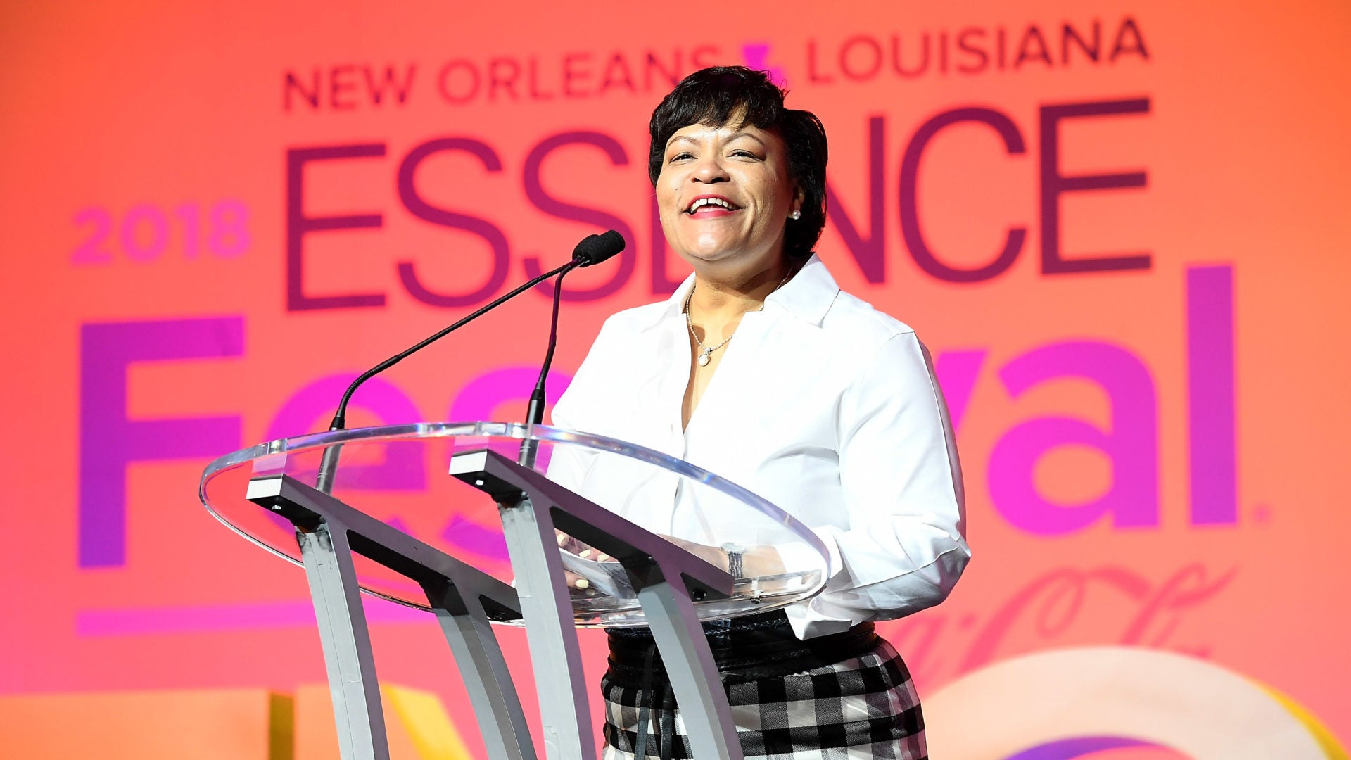 About the Business: Mayor Cantrell's Trip to Ghana Draws Unfair Criticism