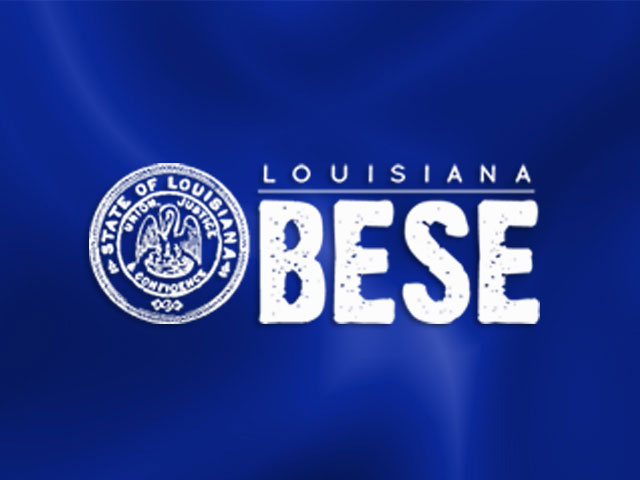 Gov. Edwards Makes BESE At-large Appointments